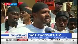 Wanaharakati wa kutetea haki za binadamu wameafanya maandamano mjini Mombasa