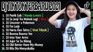DJ TIKTOK TERBARU 2021 - DJ PANIK GAK FULL BASS TIK TOK VIRAL REMIX TERBARU 2021