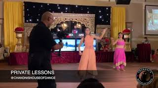 Groom's Sister and Family Performance | Punjabi Wedding Performance | Bollywood Wedding Dance|