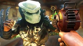 IMPOSSIBLE NEW PREDATOR BOSS FIGHT! - MOB OF THE DEAD 2.0 FINALE! (Call of Duty Custom Zombies)