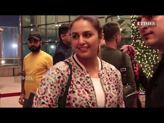 Akshay Kumar   Sonakshi Sinha   Huma Qureshi   Bollywood celebs SPOTTED at the airport