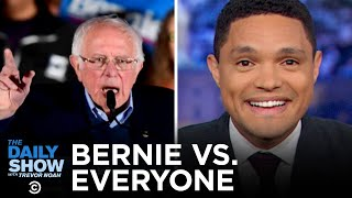 Bernie Surges & Biden Spins a South African Arrest Tale | The Daily Show
