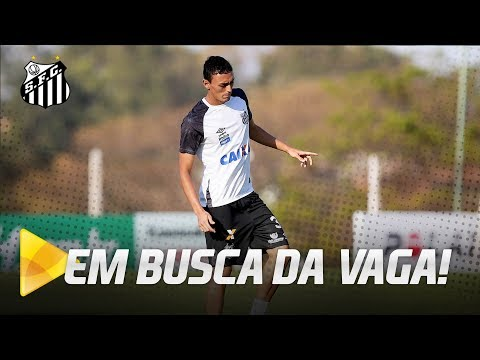 Equipe se prepara para encarar o Cruzeiro na Copa do Brasil