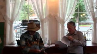 Robert Fuller Fandom Party - Laramie Audition # 2