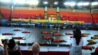 Ambulong junior fire marshal cheerdance 2012