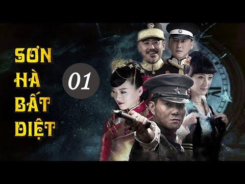 Phim Kháng Nhật Hay Nhất Mọi Thời Đại   SƠN HÀ BẤT DIỆT - Tập 01 [ Thuyết Minh ]   Phim Cổ Trang chiếu rạp 1