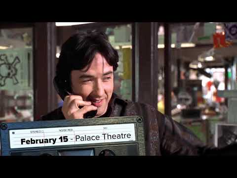 Chris - John Cusack coming to Columbus for Screening & Audience Q&A (My Interview)