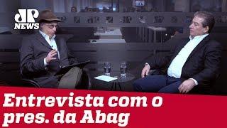 Congresso brasileiro de agronegocio   Entrevista com o pres. da ABAG