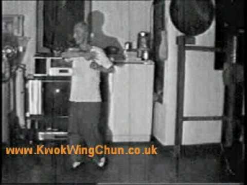 Clean footage of Grandmaster Ip Man - 叶问 - 葉問 - 葉繼問
