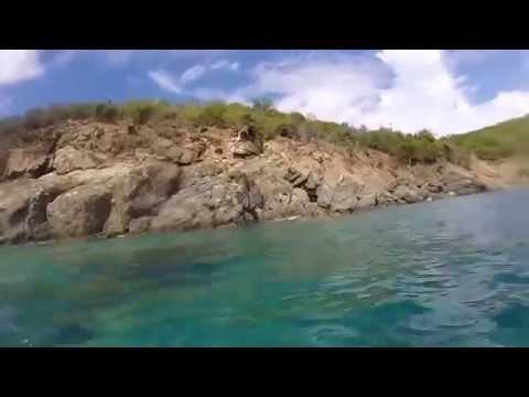 Free Diving Hans Lollik