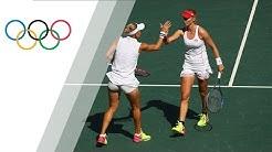 Rio Replay: Women's Tennis Doubles Final Match