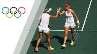 Rio Replay: Women's Tennis Doubles Final Match