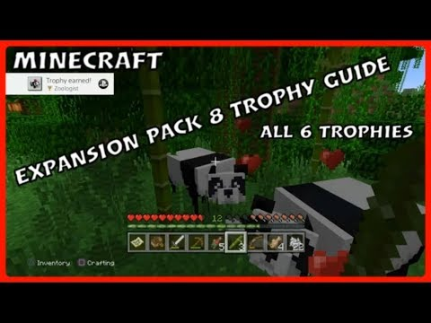 New Trophies - Page 2 - Minecraft - PSNProfiles