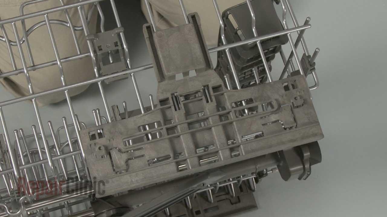 kitchenaid dishwasher rack adjuster replacement