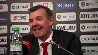 quot;Капризову пора сваливатьquot; Жесткие заявления Олега Знарка после поражения от ЦСКА