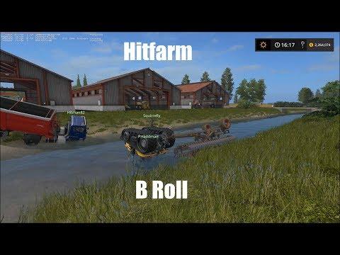 HitFarm B-Roll