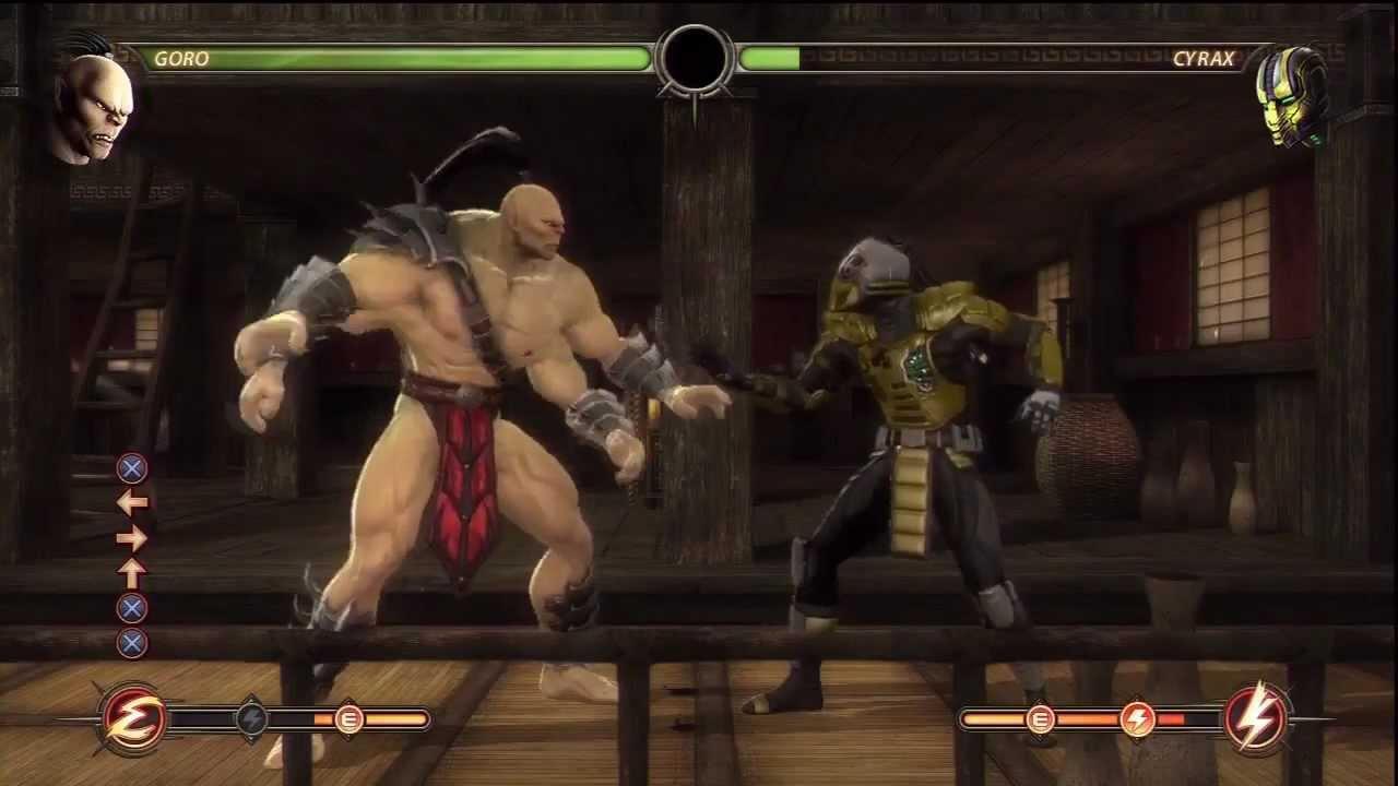 Unlock Mortal Kombat 9 hack Bosses New Character Skarlet ...