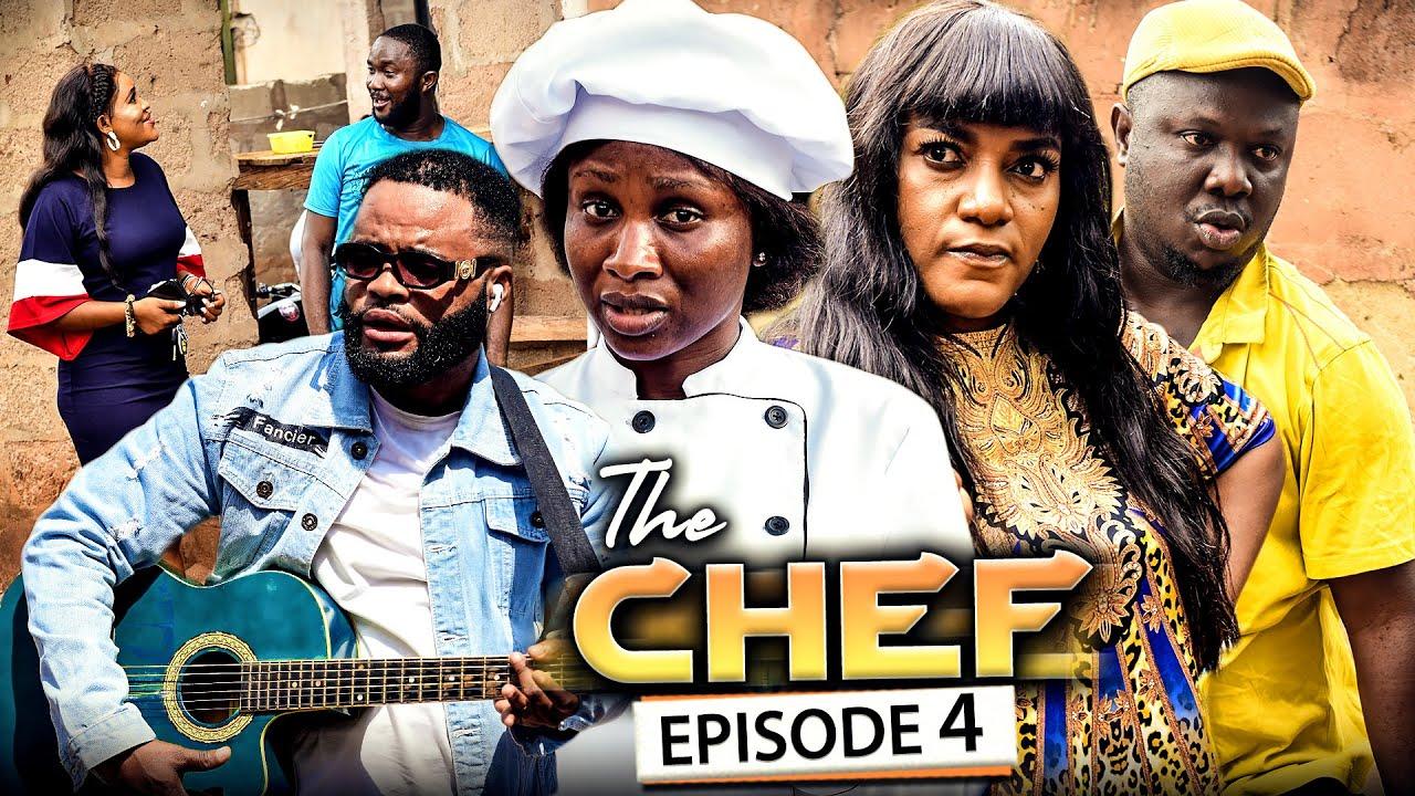 Download THE CHEF EPISODE 4 (New Movie) Queen Nwokoye/Sonia Uche & Rhema 2021 Latest Nigerian Nollywood Movie