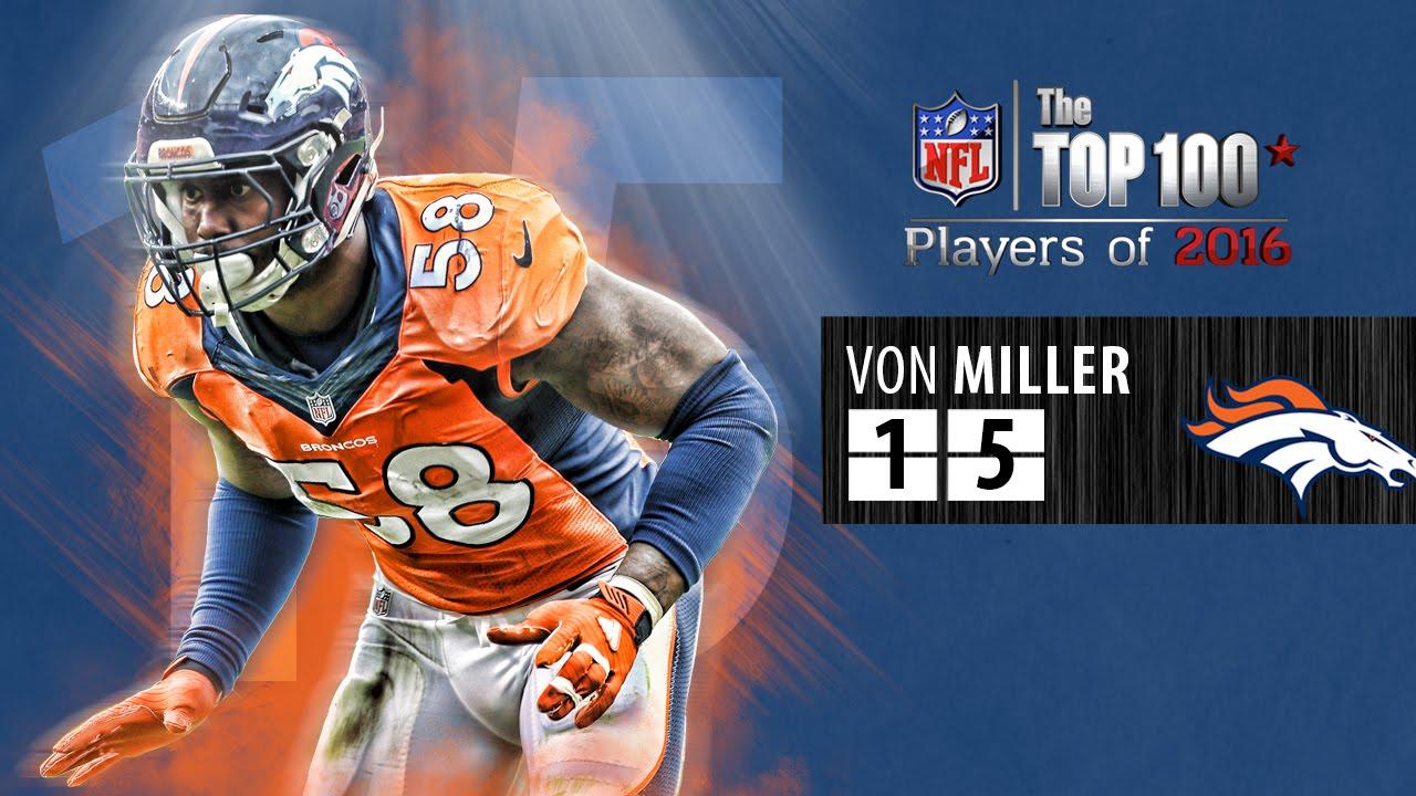 15 Von Miller LB Broncos