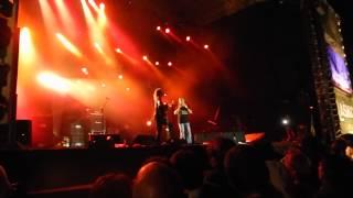 Želim, da si tu & Puščava sna - Šank Rock - Laško 2014