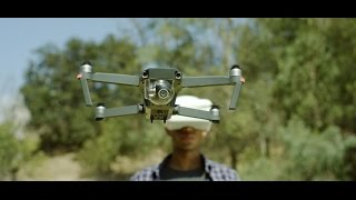 DJI - Mavic - Fun of Flying