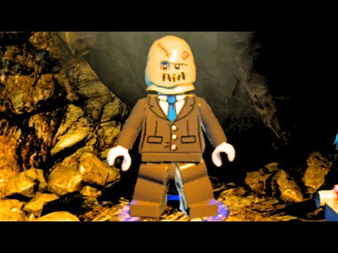 LEGO Batman 3 Beyond Gotham - Showcasing The Scarecrow ...