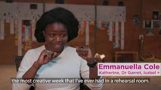 Faustus: That Damned Woman | Interview with cast member Emmanuella Cole