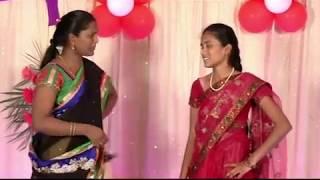 పక్కిOటీ చరిత్ర || Telugu Funny Christian Girls Skit || Most Viewed || Full Comedy