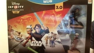 SAM SOLO: Disney Infinity 3.0 Star Wars Starter Pack Wii U Review