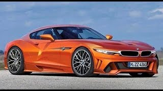 2018 Bmw Z4 Coupe Release Date|AMAZING CAR...!!!