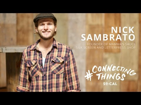 Nick Sambrato - Starting a Business And Building a Following