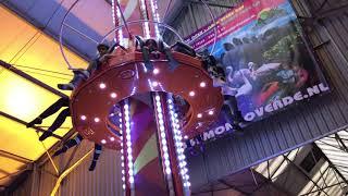 Free Fall Tower (Offride) Video Kinderstad Heerlen 2019 [NEW]
