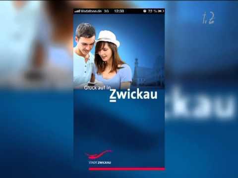 Zwickau App für Touristen