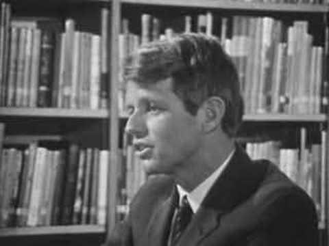 RFK campaign ad 1968