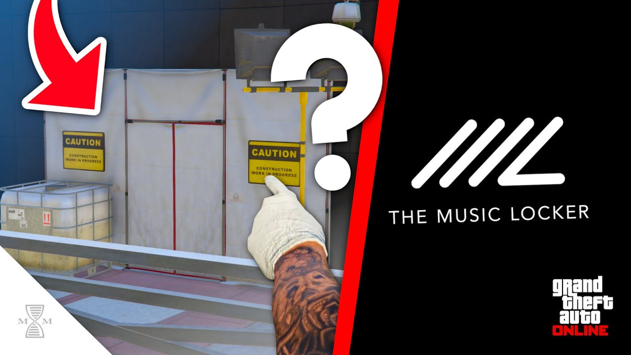 It All Makes Sense New Casino Club The Music Locker Gta Online Youtube