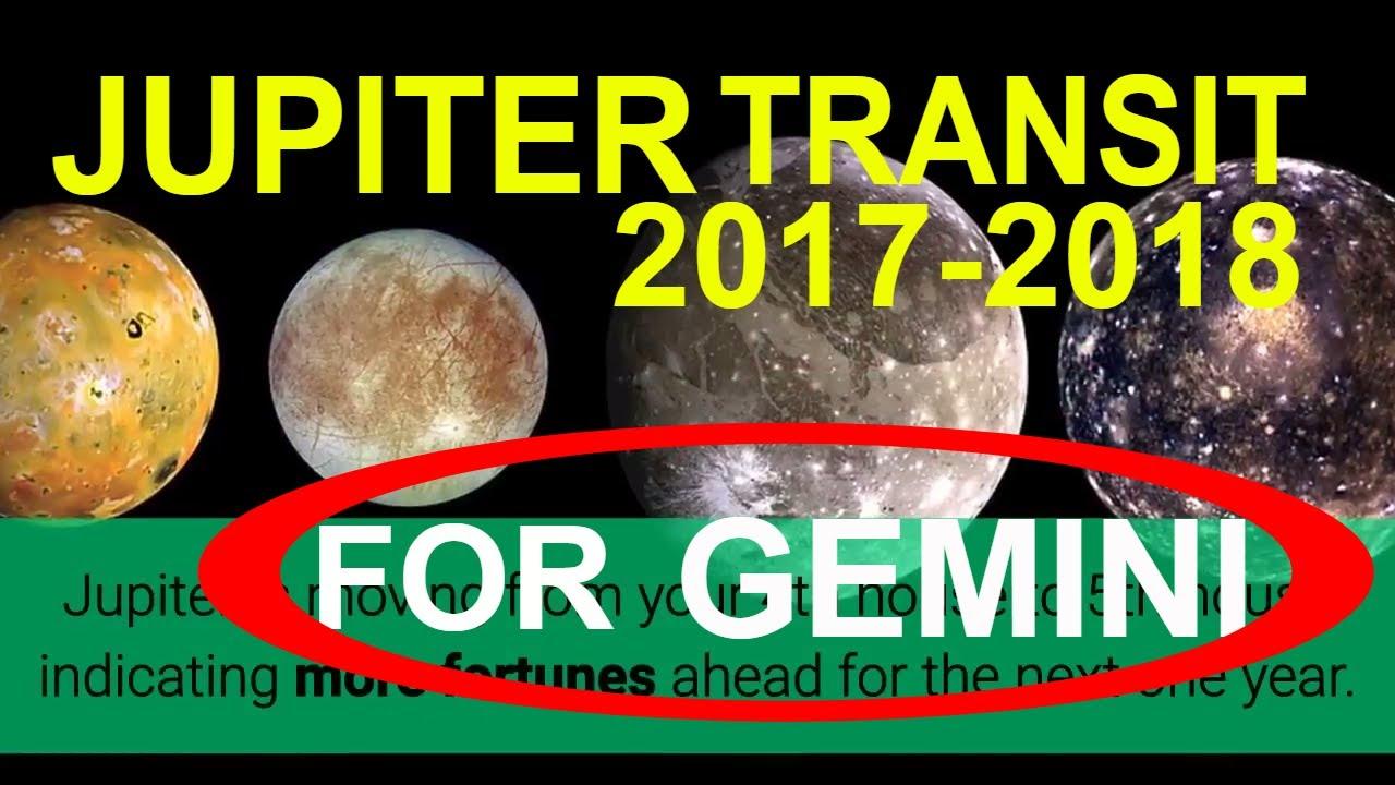 Jupiter transit in 2017 2018 for gemini mithun rashi guru gochar peyarchi moon sign predictions