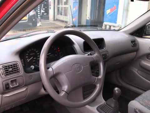 ef626fa5 Toyota Corolla 1.6 16v Linea Terra Airco Inruil mogelijk - YouTube