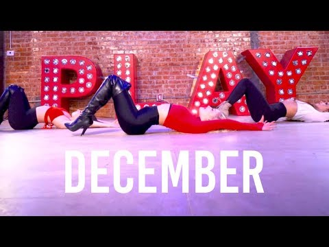 Ariana Grande - December - Choreography by Marissa Heart
