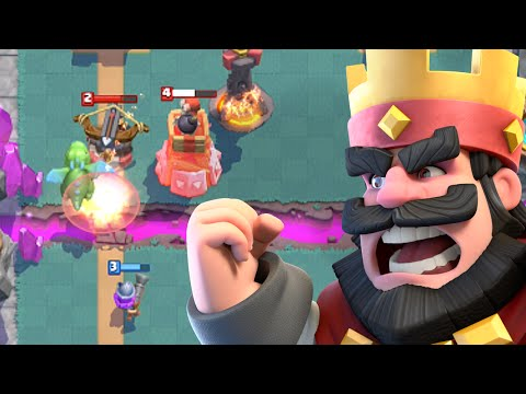 Let's Play Clash Royale Ep. #11: Undefeated at 53-0...?