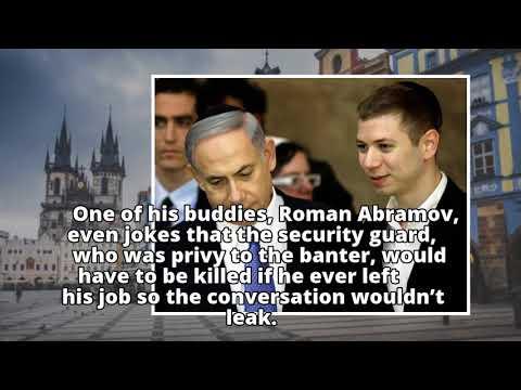 Netanyahu's son Yair brags about prostitutes, $20bn gas deal in strip club rant