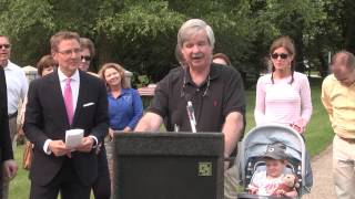 Clay's Spring Park Press Conference(, 2015-06-30T20:05:04.000Z)