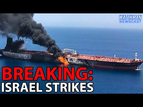 "Israel Strikes Iranian ""Mother Ship"" As Shadow War at Sea Heats Up 