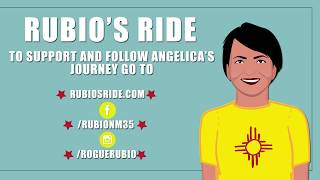 Angelica Rubio 2018 12 05 II Ensuring that all of our communities have a voice in the NM Legislature is so important. That's why Rep. Angelica Rubio is riding her bike from Las Cruces to the ..., From YouTubeVideos