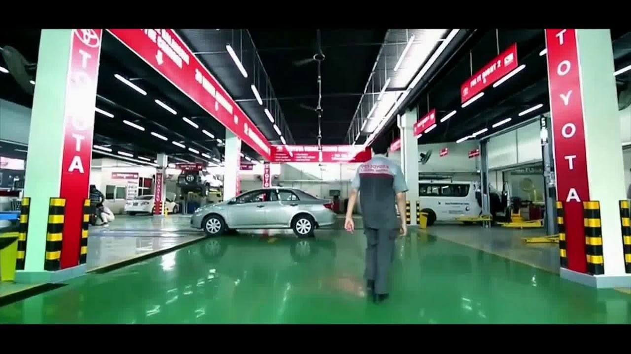 Toyota Eastern Motors Service Improvement Award Youtube
