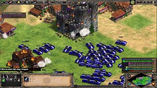 Age of Empires II: Definitive Edition (1 vs 6 Difficulty - Extreme) Cheat Code