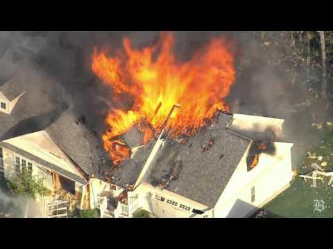Neighbor describes New hampshire  house explosion