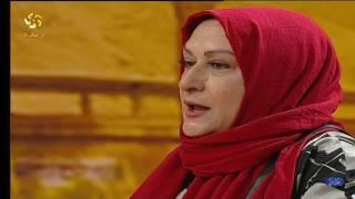 مصاحبه جذاب با خانم مریم امیرجلالی وکامران تفتی در20 اسفند 1395(خوشا شیراز)