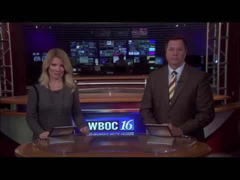 WBOC-DT2: WBOC News at 5 on FOX21 open/close 2017