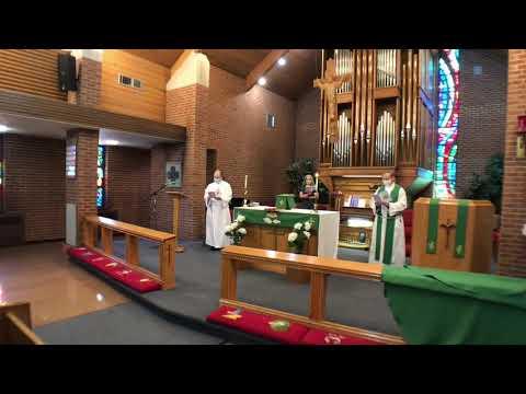 13 Pentecost - Holy Eucharist - Rite II - 8/30/20