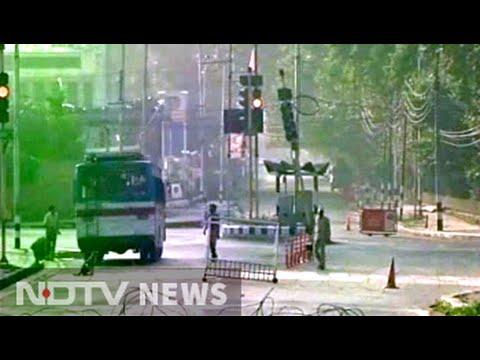 2 dead in clashes in Kashmir, Valley under curfew on Eid